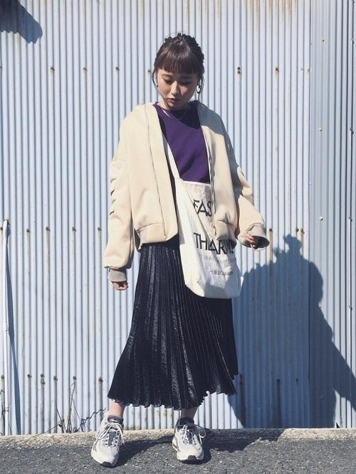 【悩んだらコレ!】人気沸騰中のナイキスニーカー&コーデを紹介♡の10枚目の画像