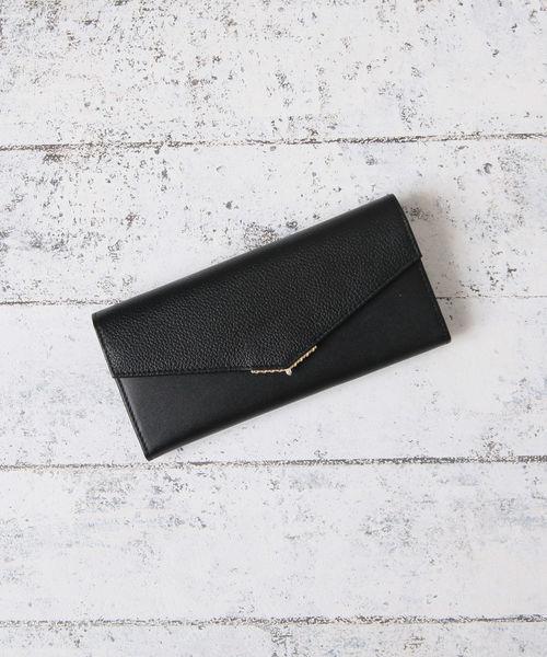 purchase cheap 04a58 e22a7 財布は革製がおすすめ♪人気レディース革製長財布♡   ARINE ...