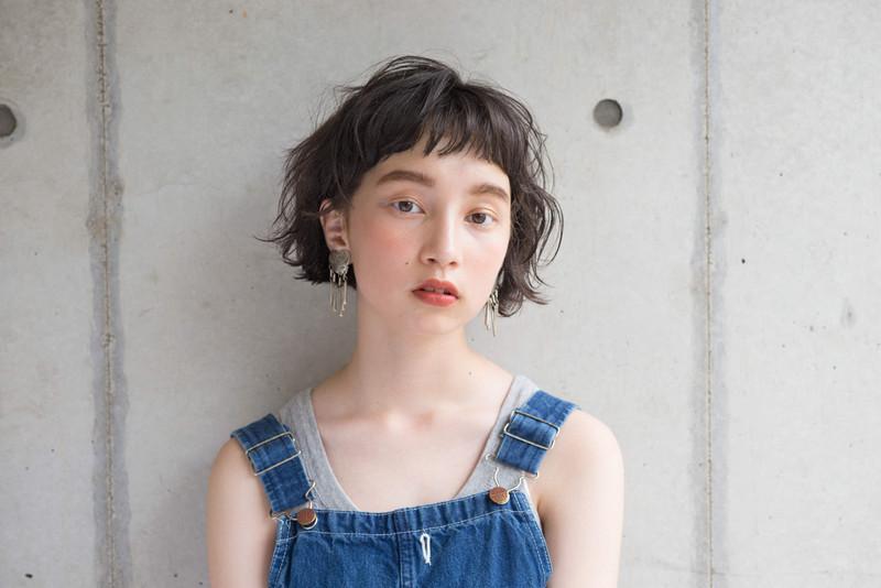 《2020年注目髪型》くせ毛で楽しむ!ボブヘアカタログ特集♡