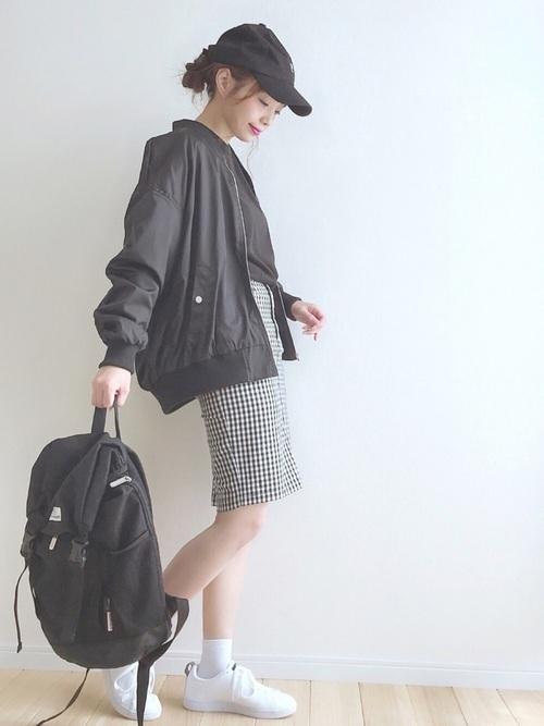 かわいいが詰まった【ギンガムチェックスカート】でモテコーデ作り♡の8枚目の画像