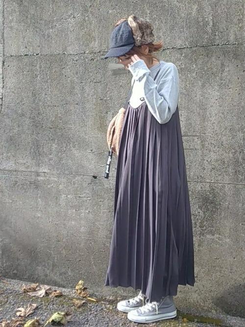 秋冬はフライトキャップでキメる♡メンズ・レディースコーデ14選の11枚目の画像