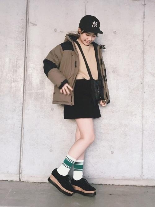 メンズウケ◎なブラウンコートを秋冬に取りいれておしゃれさんに♡の17枚目の画像
