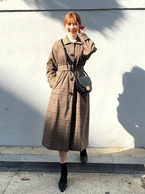 メンズウケ◎なブラウンコートを秋冬に取りいれておしゃれさんに♡の10枚目の画像