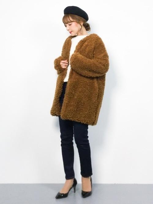 メンズウケ◎なブラウンコートを秋冬に取りいれておしゃれさんに♡の14枚目の画像