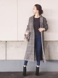 【2020AW】コート人気ブランド20選&レディースコーデを特集