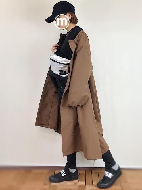 メンズウケ◎なブラウンコートを秋冬に取りいれておしゃれさんに♡の1枚目の画像
