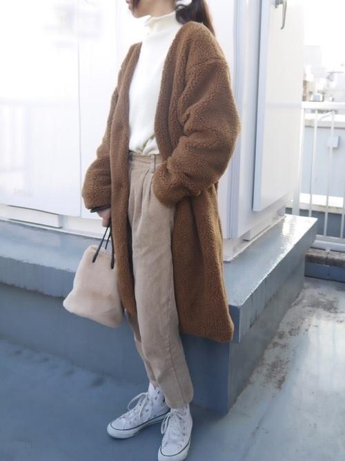 メンズウケ◎なブラウンコートを秋冬に取りいれておしゃれさんに♡の12枚目の画像