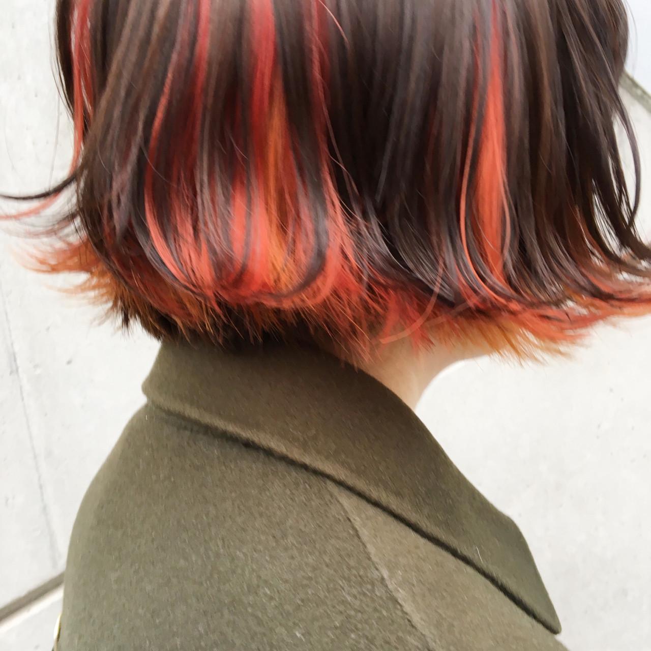 話題のヘアカラーチョークとは?使い方や人気の髪色など徹底解説♡の23枚目の画像