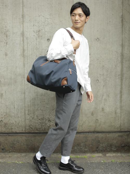 【メンズ向け】旅行バッグは大容量&おしゃれに!人気ブランド14選