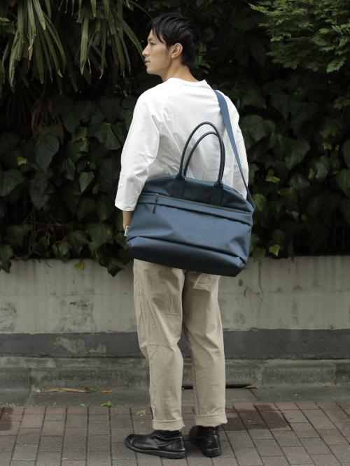 【メンズ向け】旅行バッグは大容量&おしゃれに!人気ブランド14選の3枚目の画像