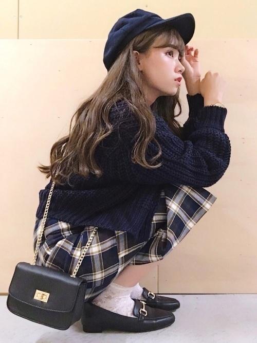 今履きたい♡レディース【ローファーコーデ】にトライしよう!