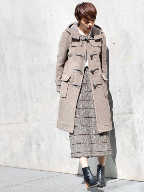 【2018年版】冬のヒロインになろ♡おすすめブランドコート21選の4枚目の画像