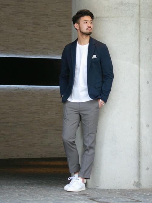 6dee178158ecf 男性は「スマートカジュアル」が好印象!基本の着こなし方&コーデ集 ...