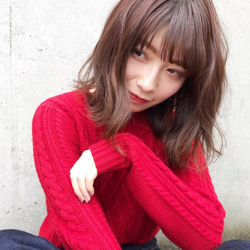 """《ローズリップ》で透明感♡秋冬メイクに""""ヌケ感""""を取り入れて♡"""
