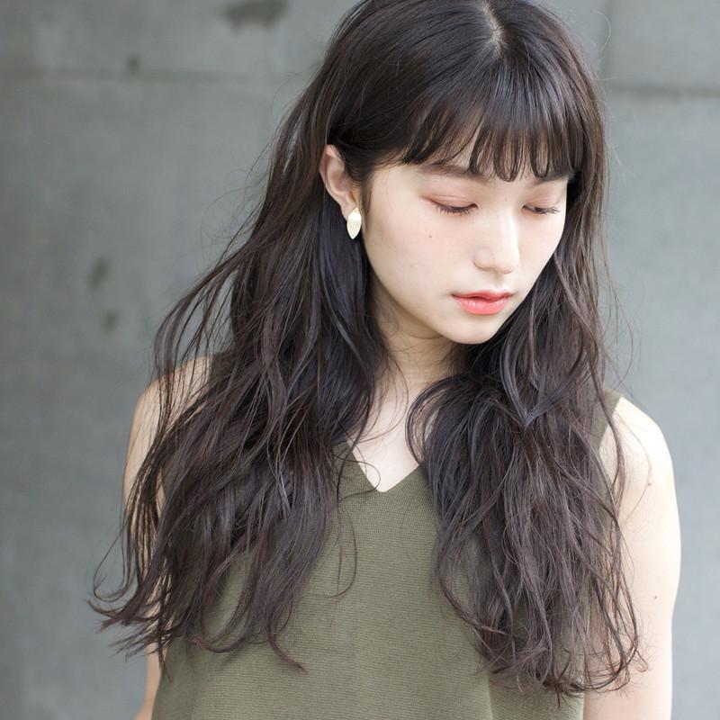人気 髪型