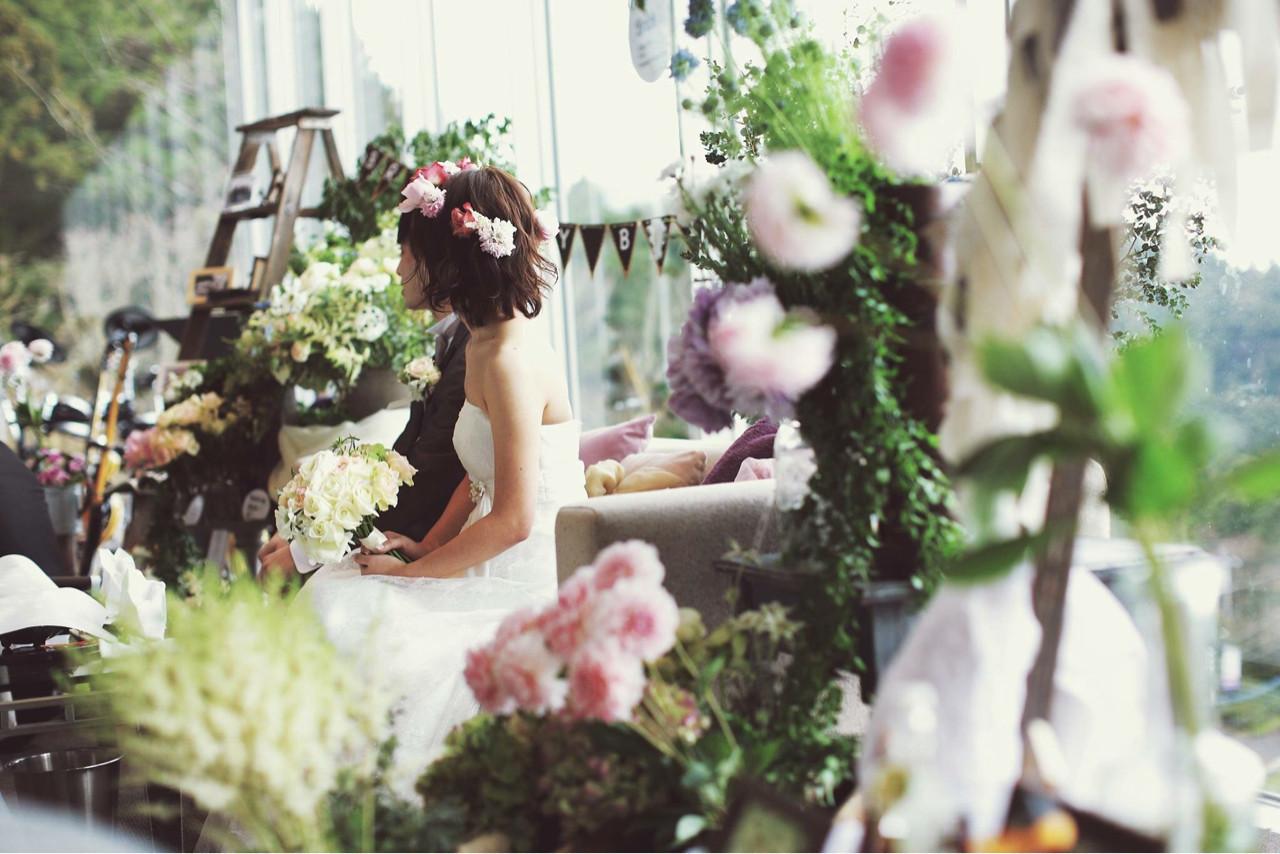 《花嫁アレンジ特集》結婚式の主役はあなた♡ステキな髪型を選ぼう!の12枚目の画像