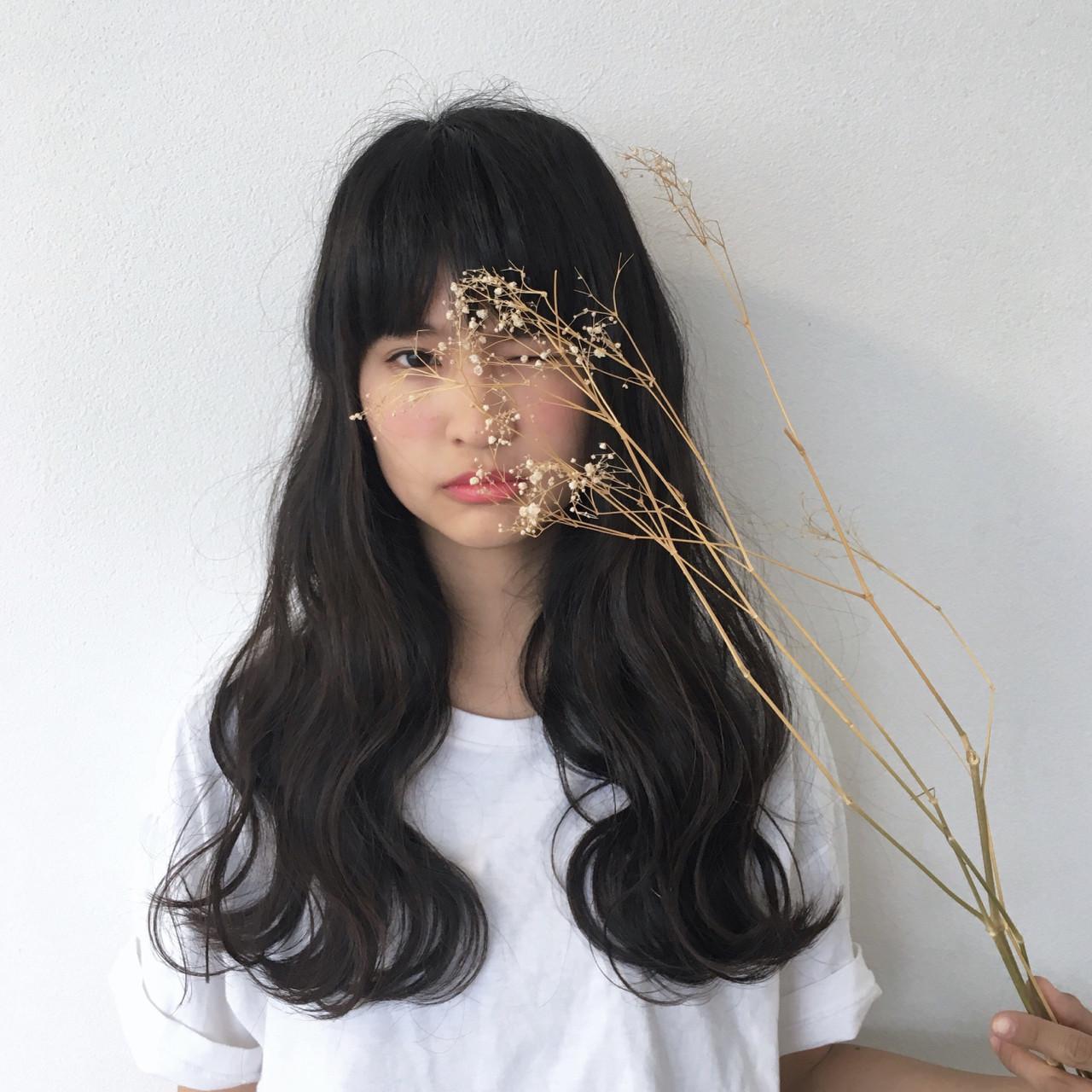【ロングさん必見】あなた好みの可愛いを♡モテを狙う髪型特集!の8枚目の画像
