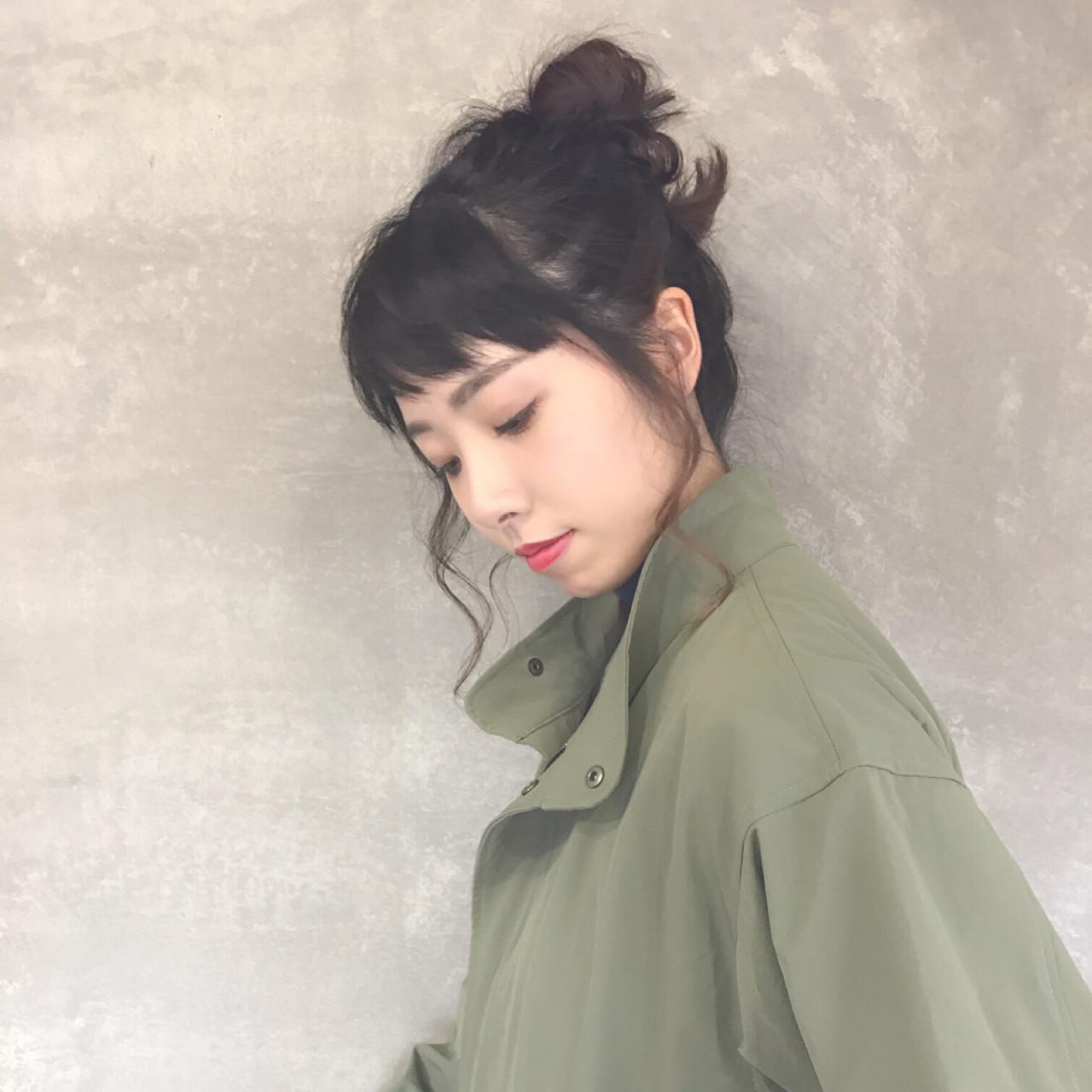 【ロングさん必見】あなた好みの可愛いを♡モテを狙う髪型特集!の9枚目の画像