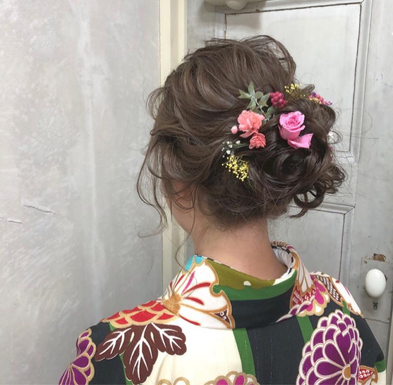 一生に一度だから誰よりも可愛く♡清楚に決める成人式髪型15選