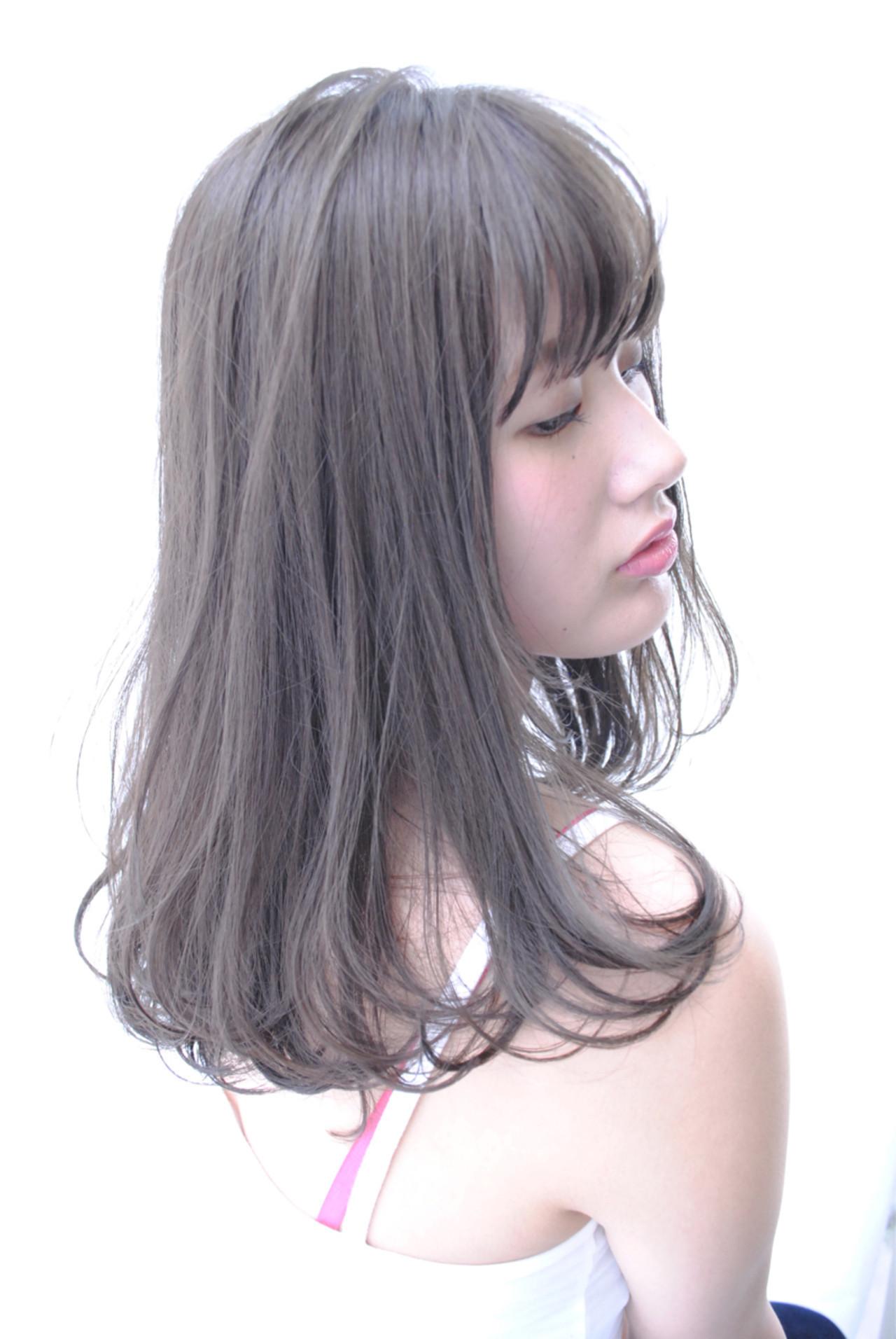 セルフヘアカラーで魅惑の透明感♡暗め・明るめアッシュの魅力とは?の5枚目の画像