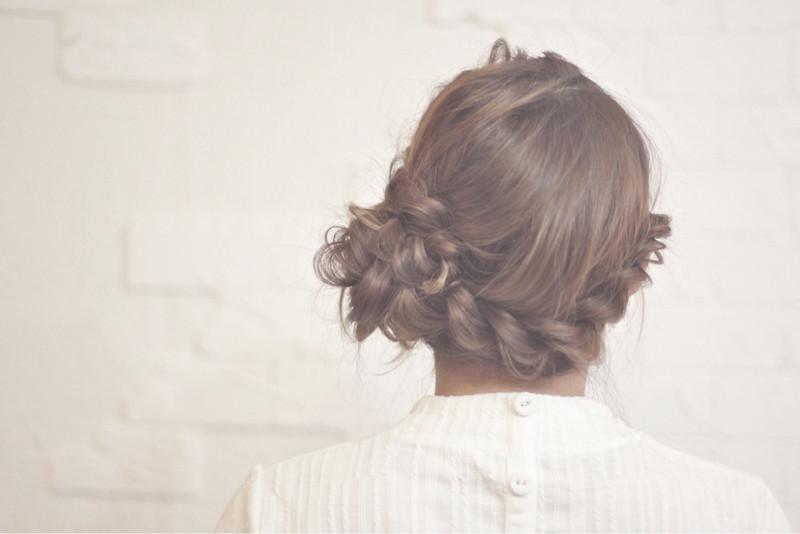 【ロープ編み】で手に入れる♡簡単だけど華やかに見えるヘアアレンジ