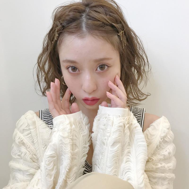 くるりんぱ×前髪で雰囲気チェンジ♡セットのコツ&ヘアアレンジ紹介