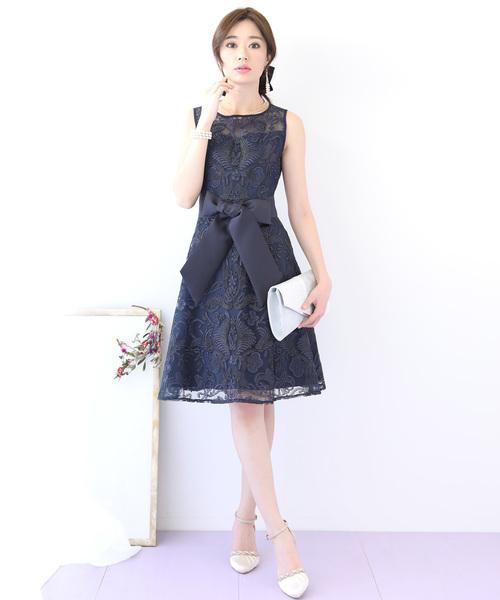 人気パーティドレス♡結婚式でも周りと差をつける大人コーデ!