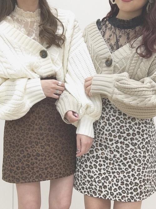 【2020春夏秋冬】タイトスカート(ミニ・ロング)の着回しコーデの15枚目の画像