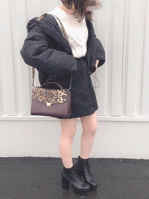 【春夏秋冬】タイトスカート(ミニ・ロング)の着回しコーデ術♡の16枚目の画像
