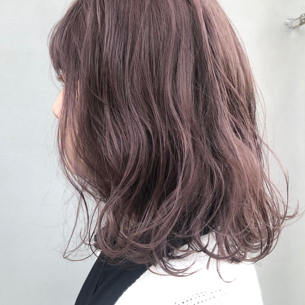 《2019年秋ヘアカラー》この季節のトレンドの髪色を徹底解説♡の7枚目の画像