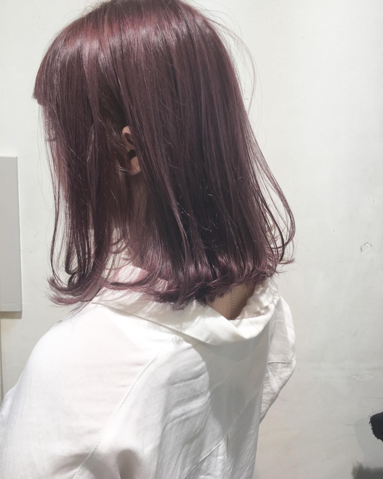 《2019年秋ヘアカラー》この季節のトレンドの髪色を徹底解説♡の10枚目の画像