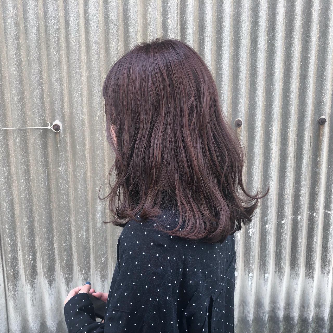 《2019年秋ヘアカラー》この季節のトレンドの髪色を徹底解説♡の9枚目の画像