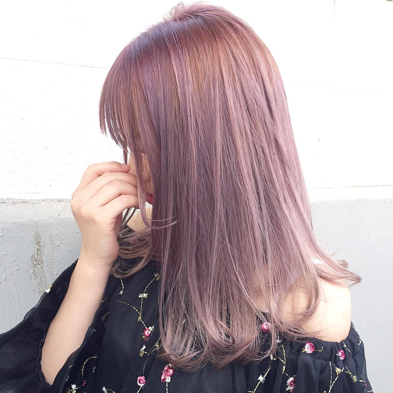 《2019年秋ヘアカラー》この季節のトレンドの髪色を徹底解説♡の11枚目の画像