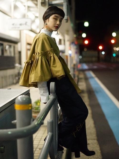 モード系ファッションの人気ブランド10選&着こなしコーデ大特集♡の3枚目の画像