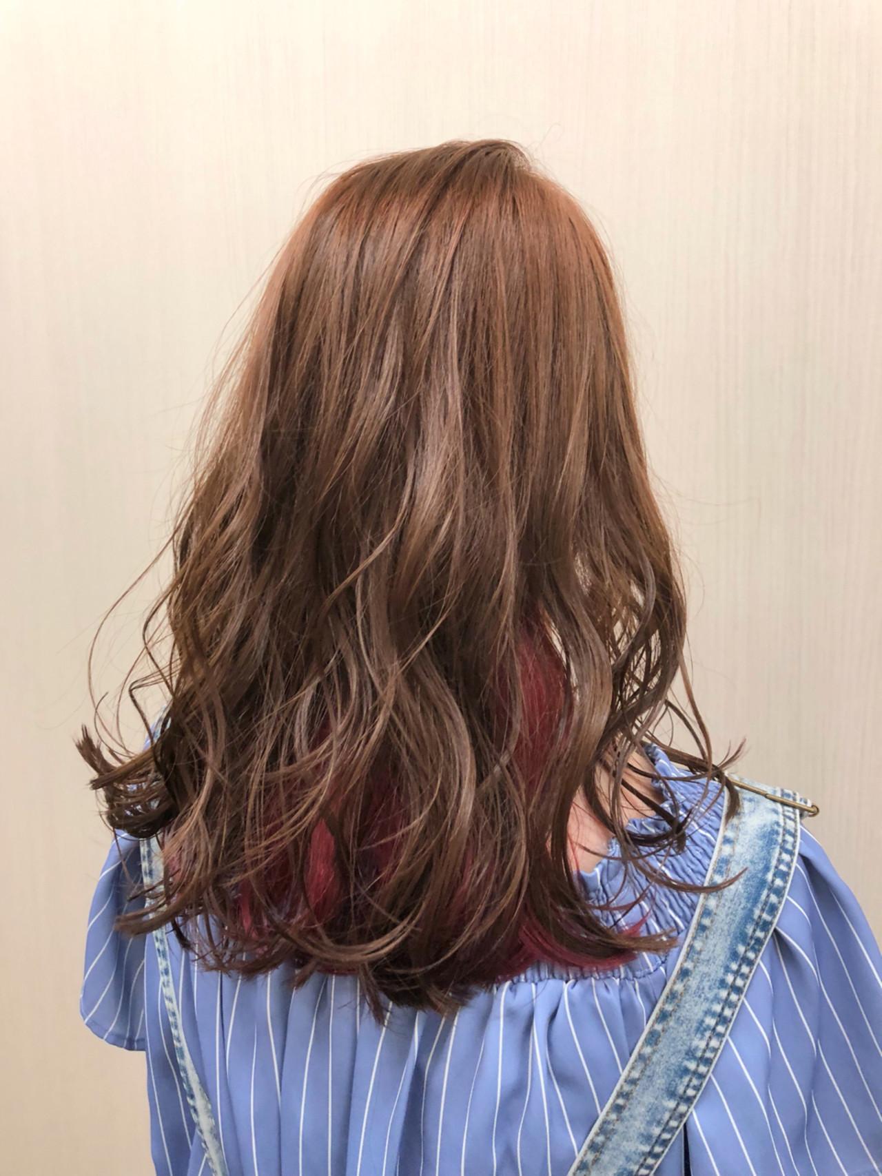 髪色から秋めいて。最新トレンドは「レッドブラウン」のヘアカラー♡の12枚目の画像