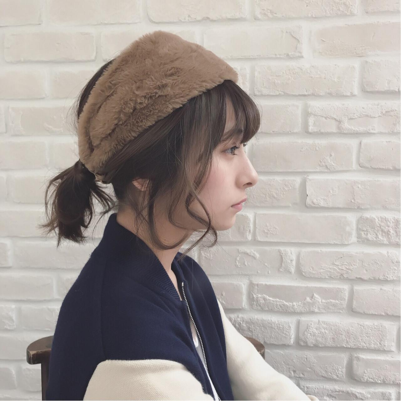 愛されヘアに変身♡黒髪のトレンド髪型を《年代別&シーン別》に紹介の9枚目の画像