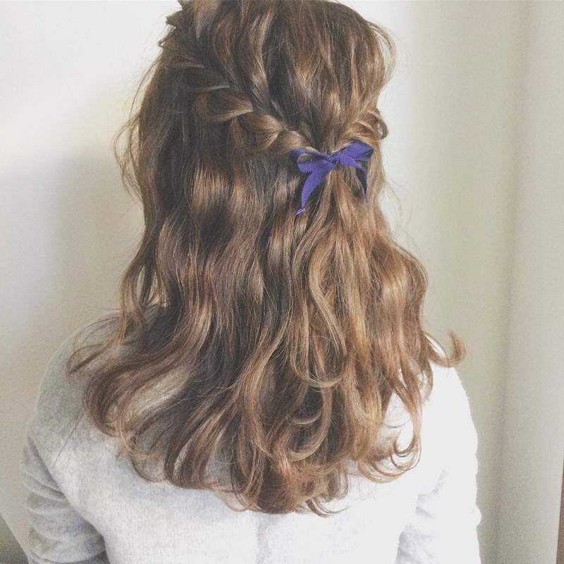 今すぐ真似したい!こなれ感あふれるサイドヘアアレンジ10選♡