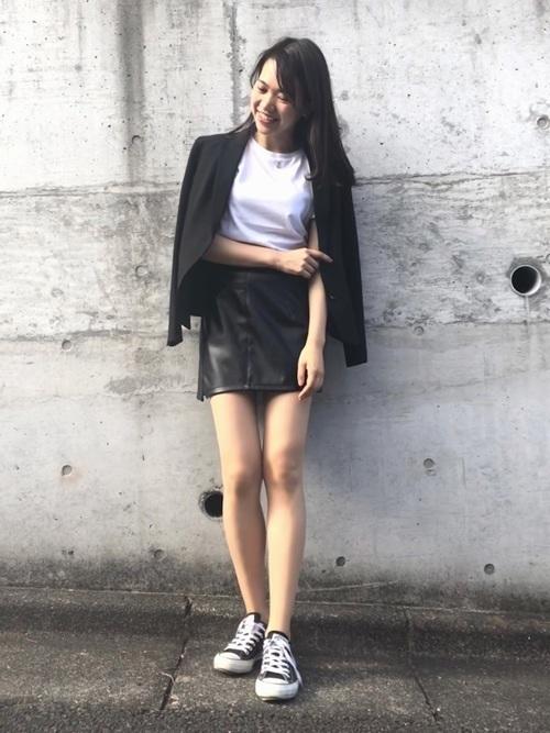 【春夏秋冬】タイトスカート(ミニ・ロング)の着回しコーデ術♡の9枚目の画像