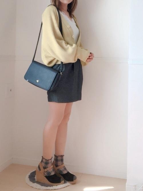 【春夏秋冬】タイトスカート(ミニ・ロング)の着回しコーデ術♡の18枚目の画像