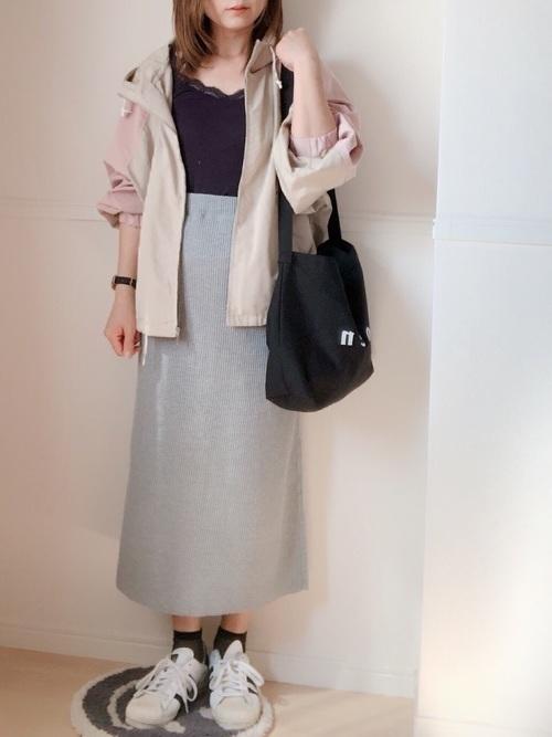 【春夏秋冬】タイトスカート(ミニ・ロング)の着回しコーデ術♡の11枚目の画像
