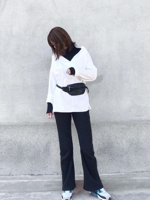 ニューバランスのゴアテックススニーカーに注目!ハイテク靴でコーデの4枚目の画像