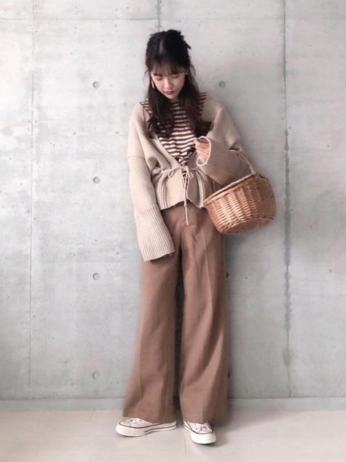 今季の大注目♡レディース【ブラウンコーデ】で男女両ウケを狙おう!