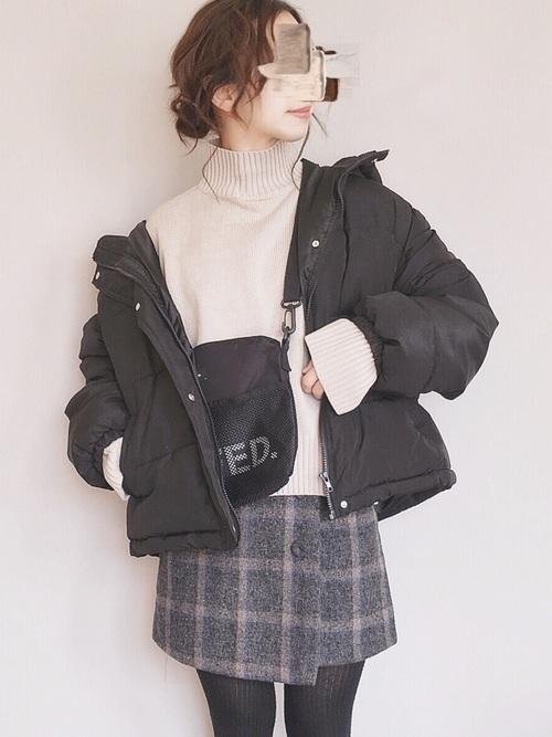 【コーデ26選】チェックタイトスカートで以前よりもかわいい自分♡