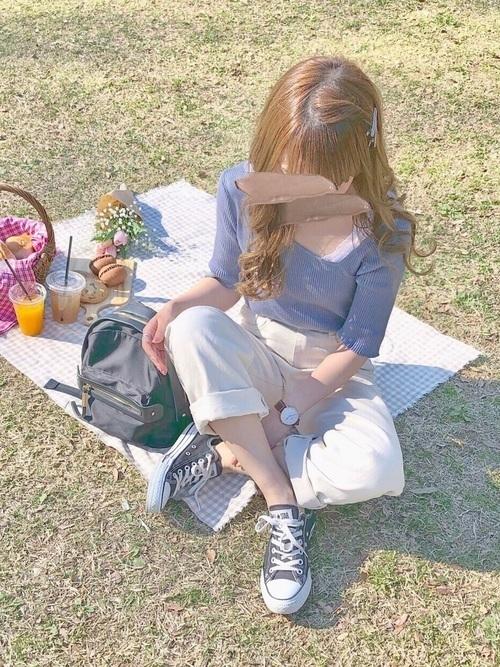 【2020女子会コーデ】これでキメて♡シーン別おすすめコーデ特集の15枚目の画像