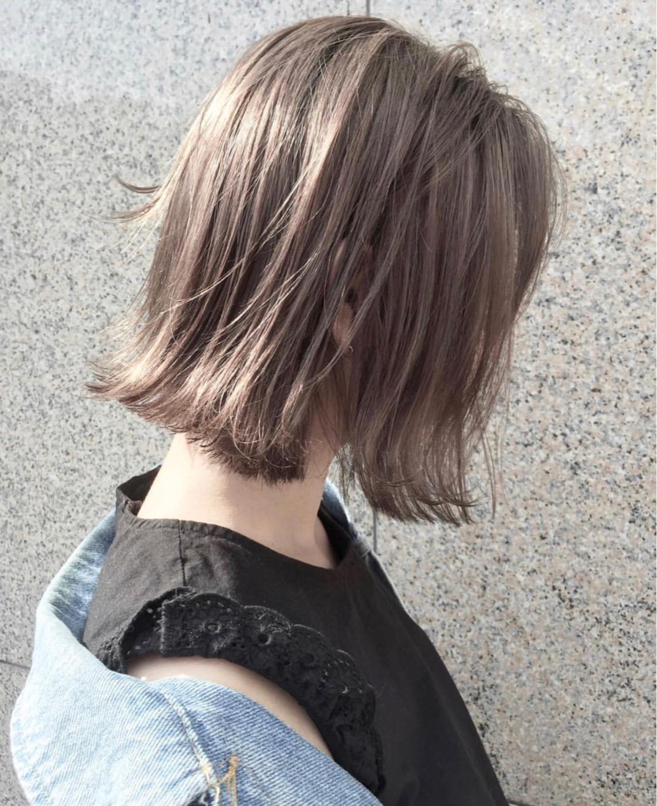 今年の夏はどんな髪色にする?みんなが注目してるおすすめ髪色♡ の9枚目の画像
