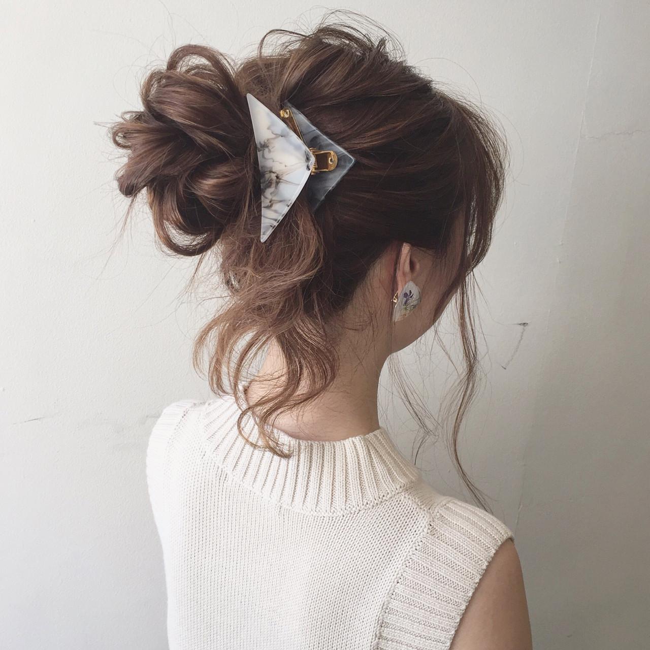 夏のヘアアレンジ特集。おしゃれで透明感ある涼しげスタイルの7枚目の画像