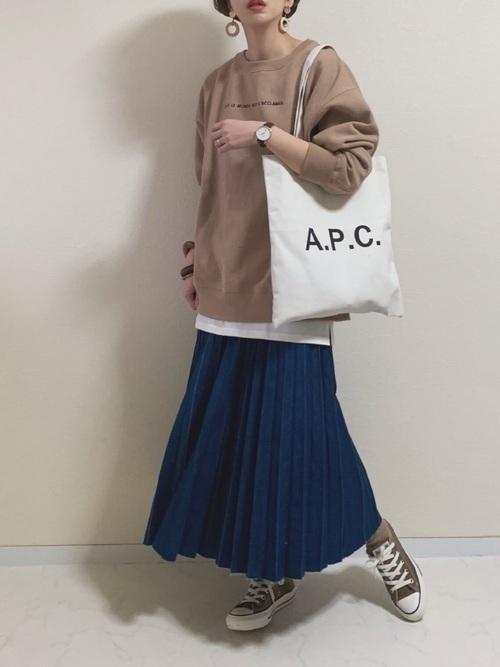 秋を完璧に着こなせ♡おしゃれさんから学ぶ【秋コーデ】カタログの18枚目の画像