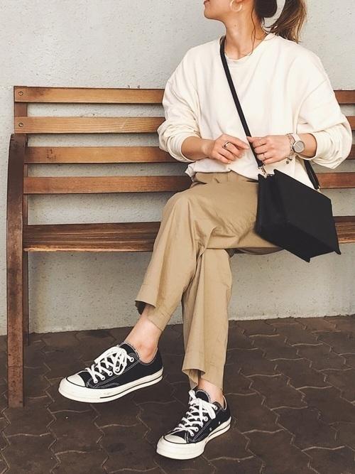秋を完璧に着こなせ♡おしゃれさんから学ぶ【秋コーデ】カタログの17枚目の画像
