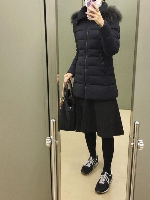 機能性抜群ダウンジャケットでおしゃれさん♡ブランド~コーデを紹介の10枚目の画像