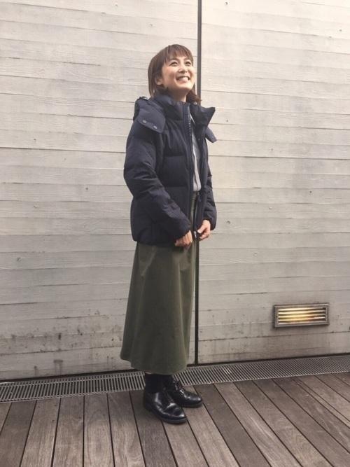 機能性抜群ダウンジャケットでおしゃれさん♡ブランド~コーデを紹介の11枚目の画像